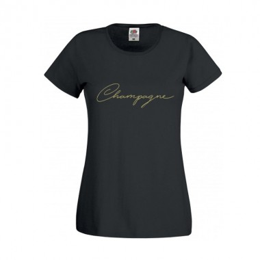 T-shirt Champagne - Femme
